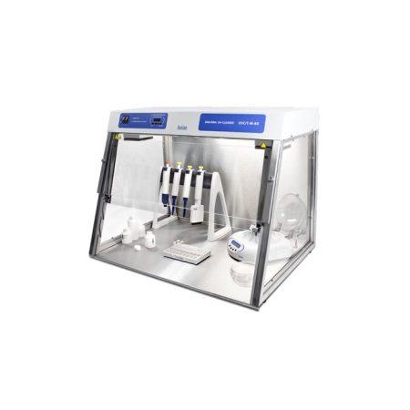 cabina de limpieza para PCR
