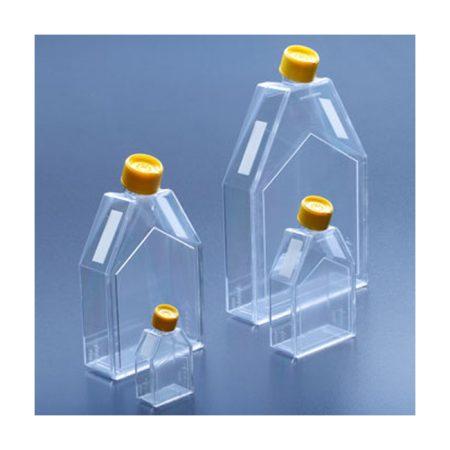 Frascos cultivo celular con lámina despegable