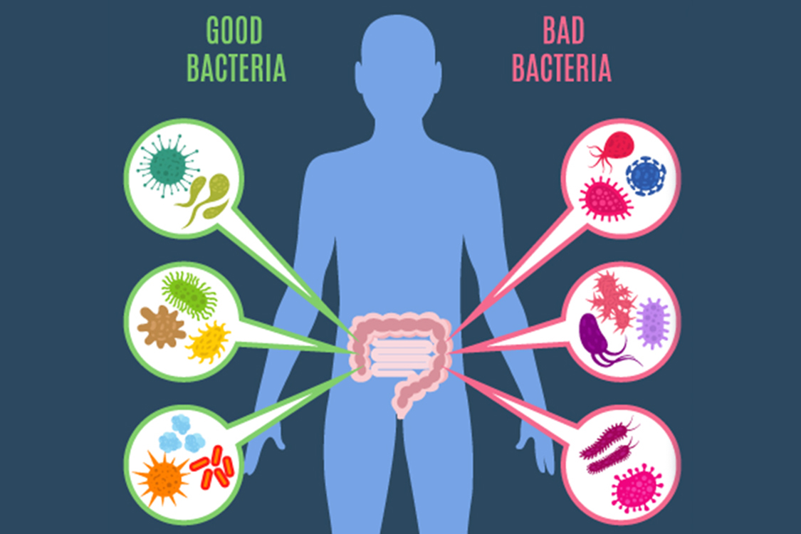 La microbiómica